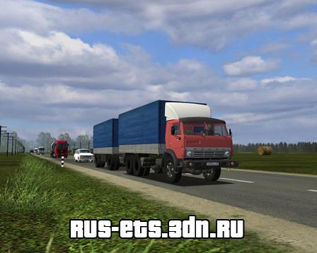 Мод truck pack для euro truck simulator грузовики